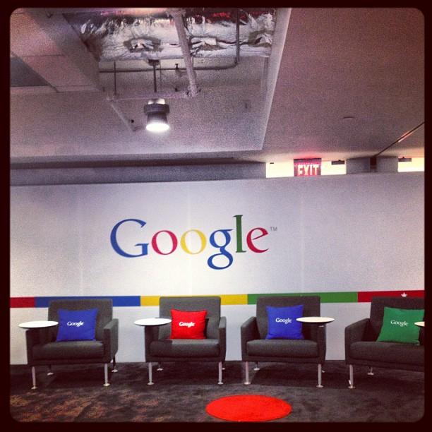 Google Inspiring Entrepreneurs Panel