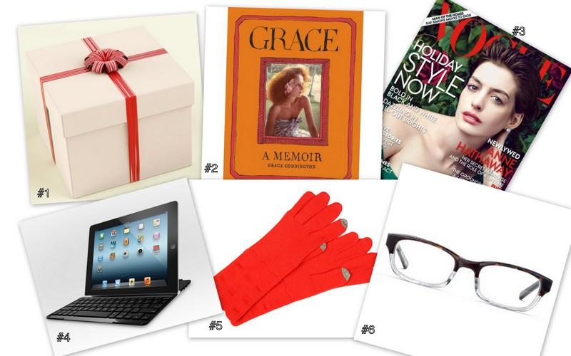 PR Girl Gift Guide 2012
