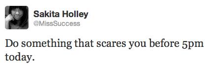 sakita holley tweet