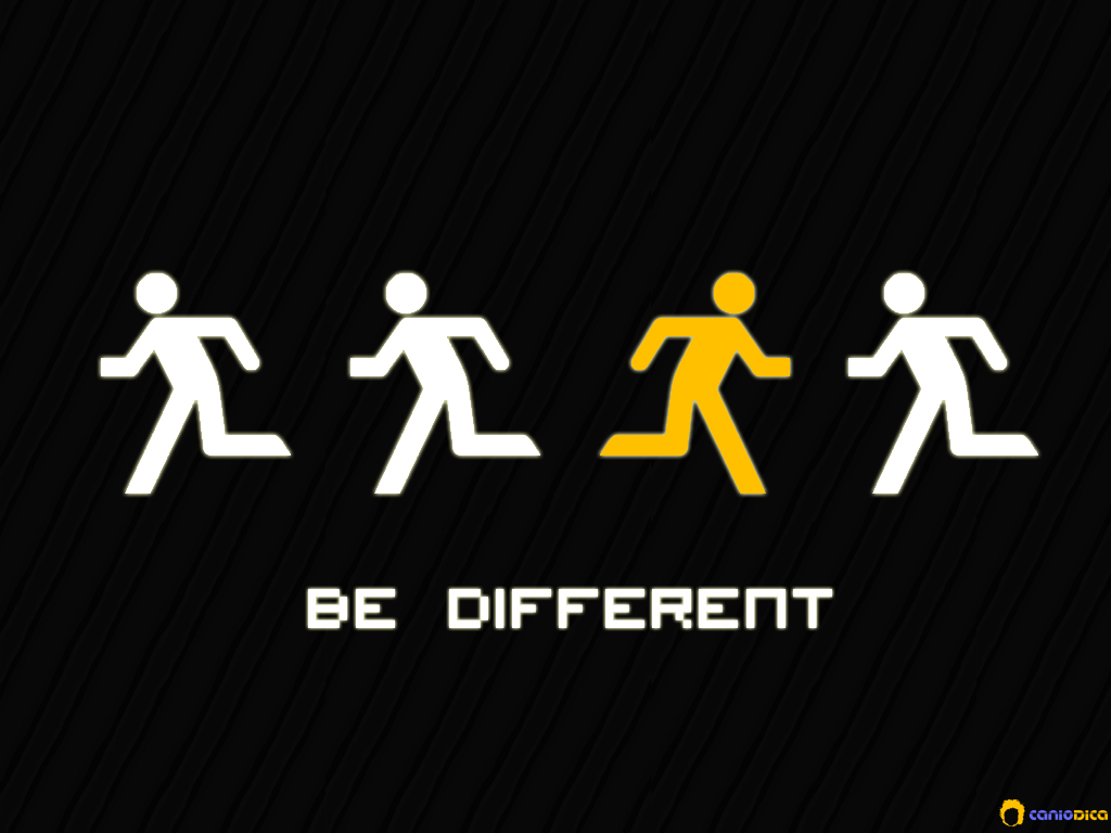 BeDifferent