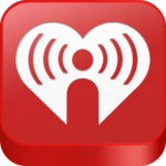 iHeartRadio app logo