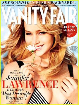 JLaw Vanity Fair Cover