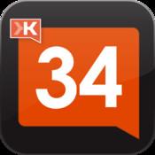 KloutScore App Logo