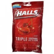 Good Branding is When You Find a Pep Talk Where You Least Expect It. Like On a Halls Cough Drop.