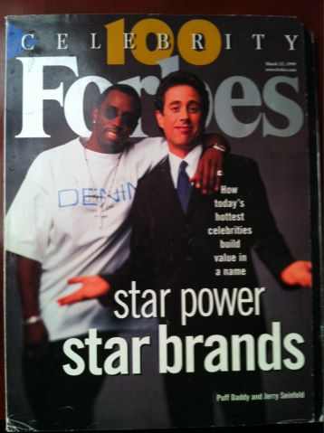 1999 Forbes Cover