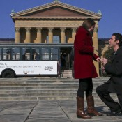 She Said Yes! Winner of Visit Philly's Valentine's Day Contest Revealed