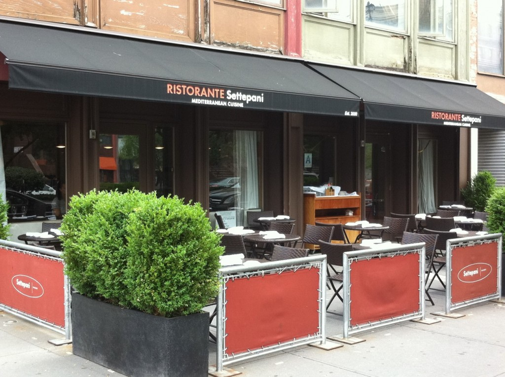 Ristorante Settepani [Source: HarlemProperties]
