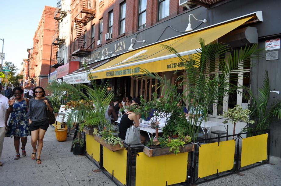 Yatenga French Bistro & Bar [Source: FindingPaola.com]