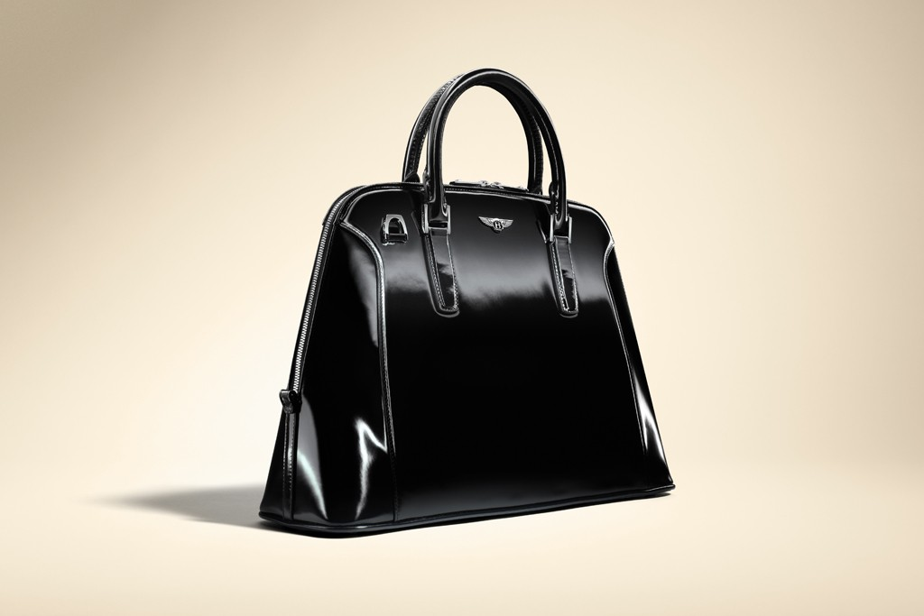 bentley launching handbag line