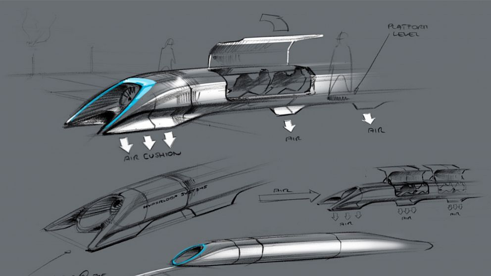 hyperloop tesla motors