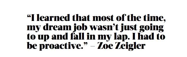 Zoe Zeigler