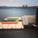 Kayaking in New York City