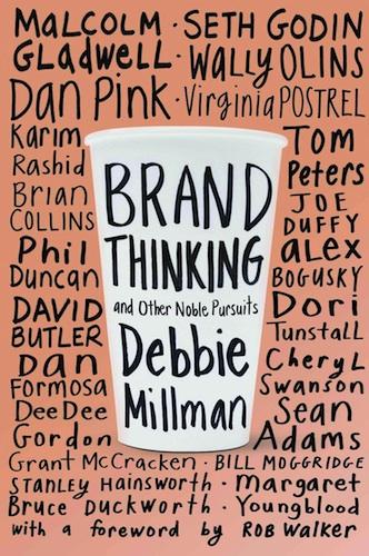 brand thinking debbie millman