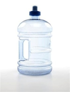 bluewave water jug