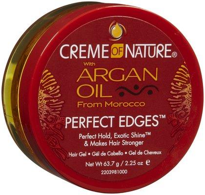 creme of nature perfect edges argan oil