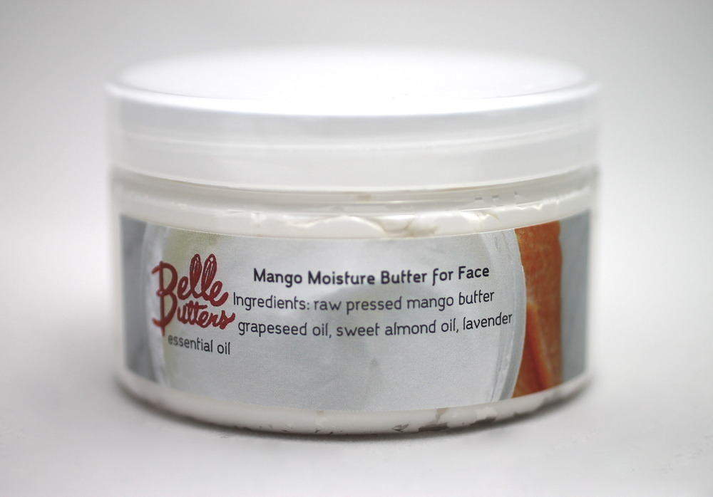 belle butters mango moisture butter