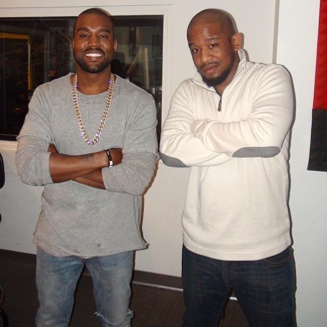 Pharoh x Kanye