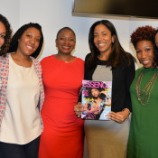Vanessa Bush Talks Work/Life Balance and Honoring the Essence Magazine Legacy at ColorComm Event