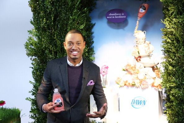 Terrence J at a P&G Influencer event in 2013. (Neilson Barnard/Getty Images)
