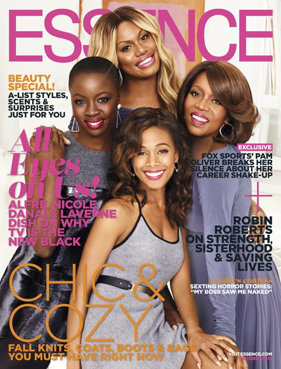 Essence Magazine, October 2014
