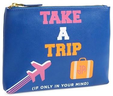 Jonathan Adler 'Take a Trip' Pouch