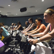 Lottabody Takes a Ride at Flywheel to Launch New Hair Styling Product