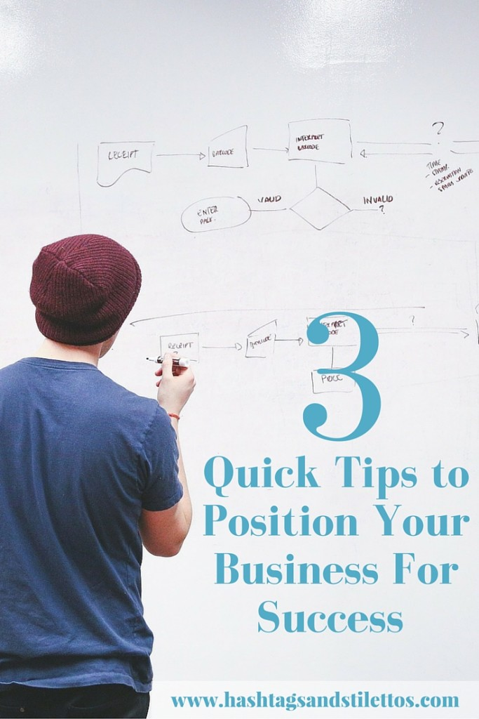 Position Your Biz for Success PinG