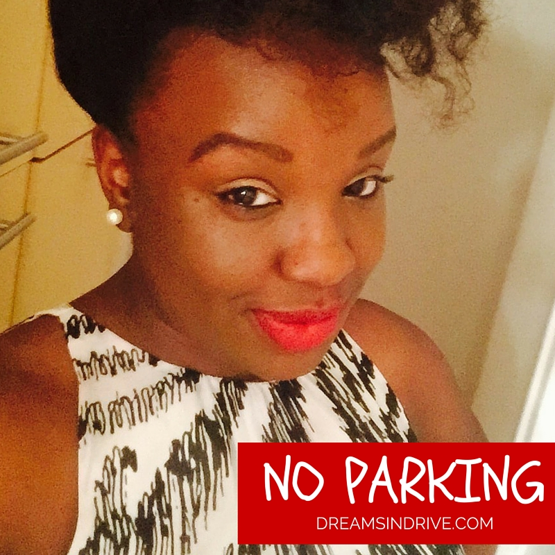 NO PARKING - Sakita Holley