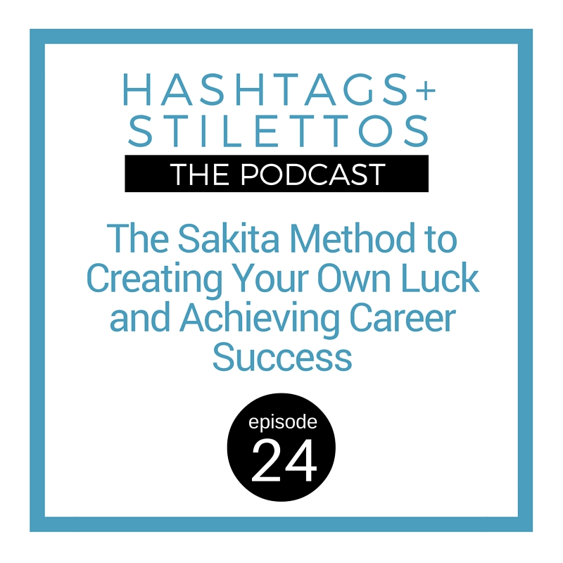 Hashtags and Stilettos Podcast
