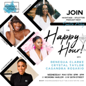 EVENT: Hashtags + Stilettos Happy Hour Meet-Up – May 15th!